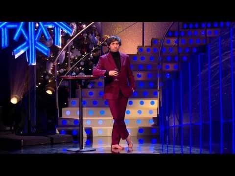 Marcel Lucont   John Bishop's Christmas   BBC1, 2014