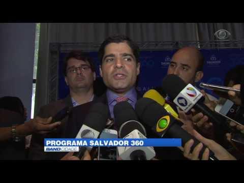 """Band Cidade - """"Programa Salvador 360"""""""
