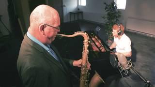 Erbarme Dich J.S. Bach tenorsax piano