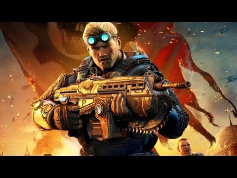 Gears of War: Judgment All Cutscenes (Game Movie) HD
