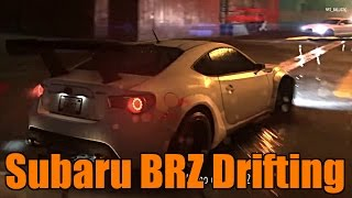 Need For Speed | Subaru BRZ Freeroam and Drifting