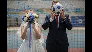Артем и Кристина свадебный клип Воробьев Я тебя Люблю