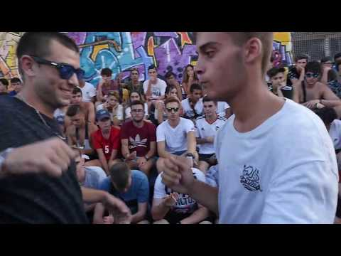 MIGUI VS MR.AARON 620 - 16avos - Final NACIONAL GENERAL RAP