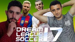 Bünyamin ile Sıfır dan Kadro Kurma Challenge Dream League Soccer 2017