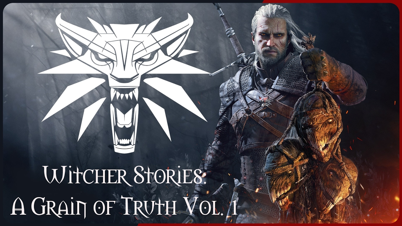 Witcher 1 Story