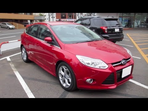 2013 new ford focus sport - exterior & interior - youtube