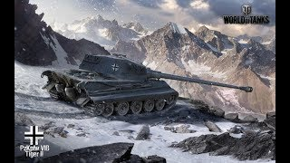 The Tiger II is Rocking World of Tanks Blitz