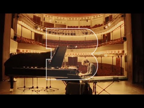 Francesco Tristano | J.S. Bach: Partita No. 1 in B flat major BWV 825 - Allemande | A Take Away Show
