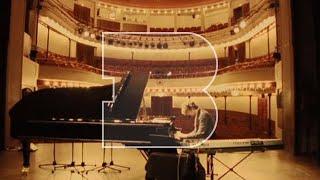 Francesco Tristano   J.S. Bach: Partita No. 1 in B flat major BWV 825 - Allemande   A Take Away Show