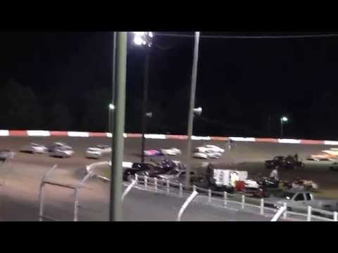 Beatrice Speedway A feature 6/26/15