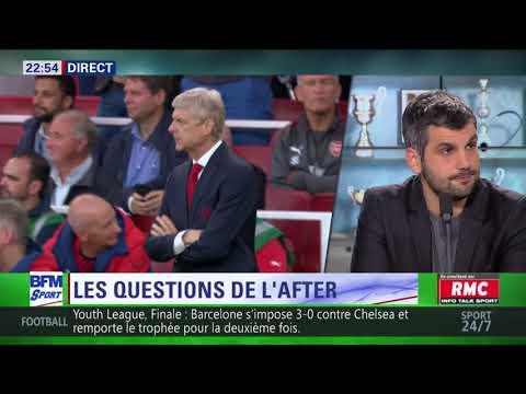 After Foot du lundi 23/04 – Partie 3/6 - Les questions de l'After