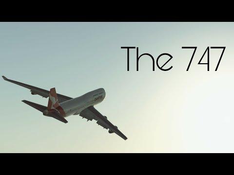 The Boeing 747-400 | Infinite Flight Global film