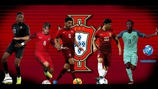 Portugal u21 hasn't lost a match in almost 5 years. one of the best generations football players long time.buy awesome merch links be...
