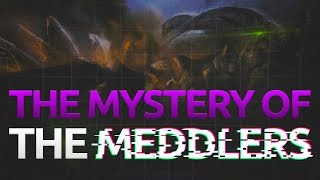 The mystery of the Meddlers - Halo's secret species