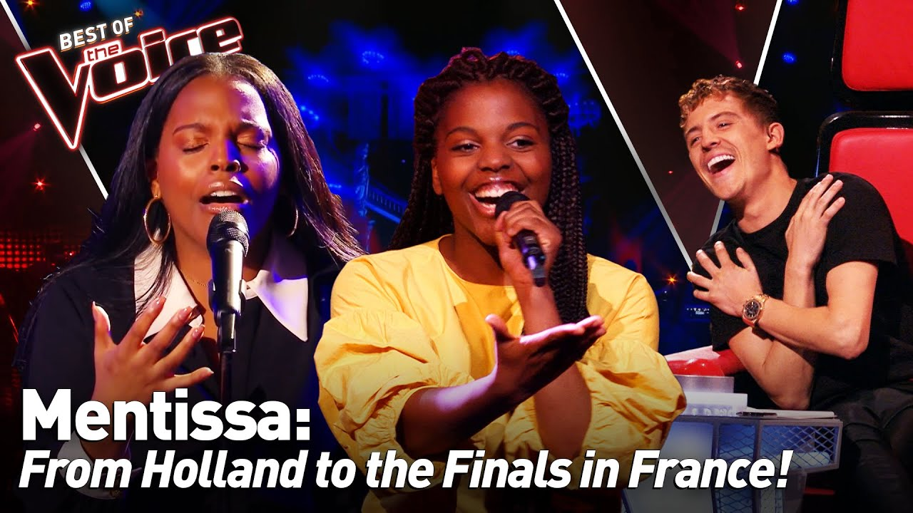 Her deliciously deep Voice got her to the Finals of The Voice 2021!