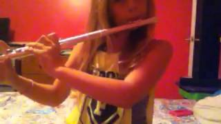 Let It Go Flute Cover