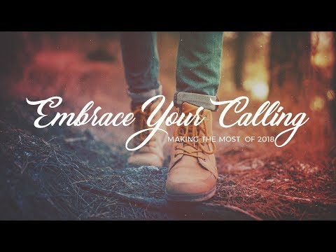 Embrace Your Calling - Russ Donaho