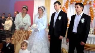 христианская свадьба Сережи и Наташи