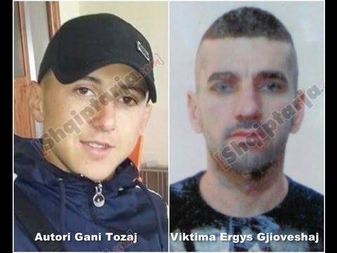 Report TV - Vrasja në Vlorë, shkak u bë një shuplakë. Rrëfehet autori