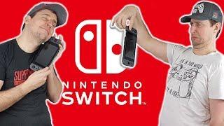 LOHNT sich die NINTENDO SWITCH (als Playstation-Fan und Handheld-Muffel)
