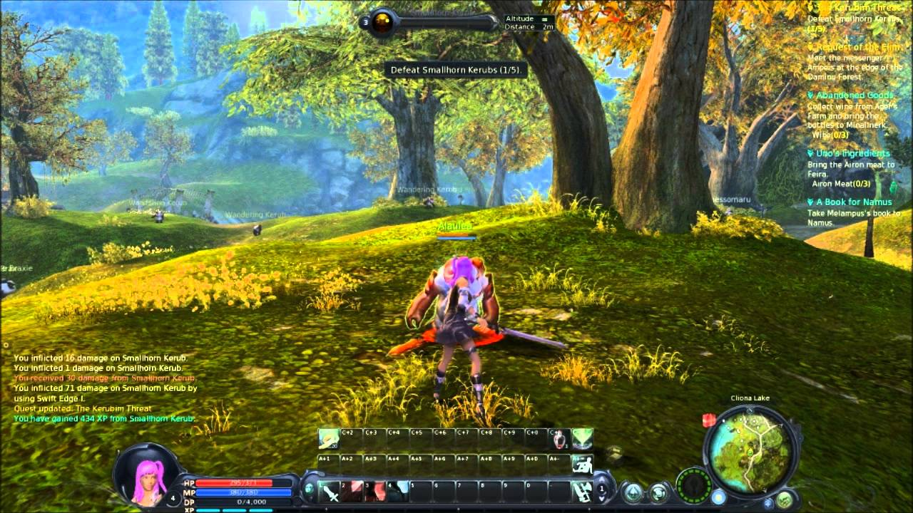 Ascension Quest Guide for Aion Online - alteredgamer.com