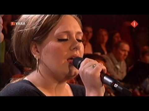 Adele & Paul de Leeuw - to make you feel my love