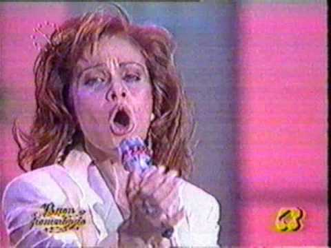 """Maria Sorte songs """"El peor de mis fracasos"""" ITALIA 1992"""