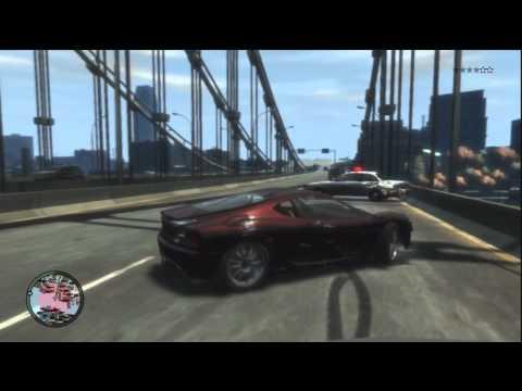 اغشم واحد في GTA -- سيارتي ضد الموية LIVE COMMENTARY