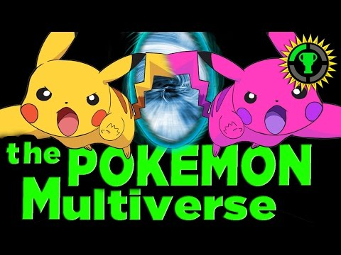 Thumbnail: Game Theory: The Pokemon Multiverse EXPLAINS EVERYTHING