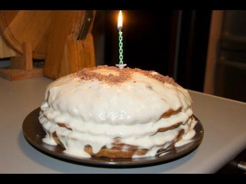Быстрый и вкусный торт к 8 марта/How to make simple and tasty Russian cake