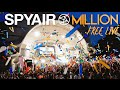SPYAIR - MILLION Free Live FULL