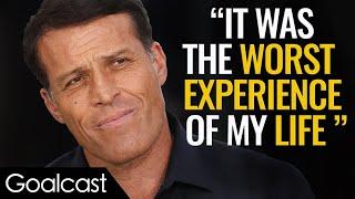 Tony Robbins - One Stranger Changed His Life Forever | Inspirational Speech | Goalcast