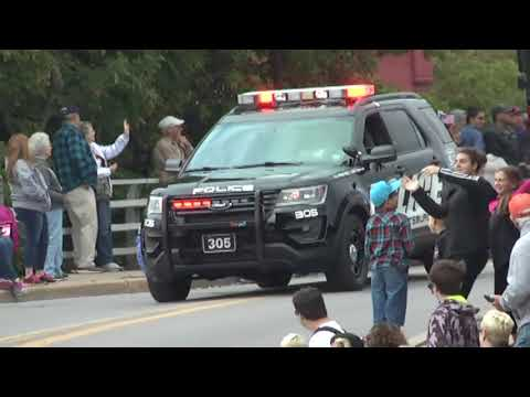 HTS - Battle of Plattsburgh Parade  9-9-17