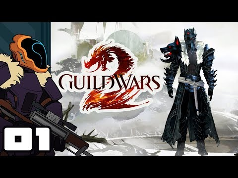 Let's Play Guild Wars 2 - PC Gameplay Part 1 - Let Loose The Horde!