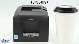 Star Micronics TSP654IISK | Thermal Printer for Sticky Paper