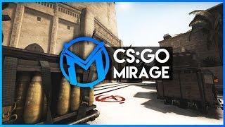 Výtečná hra! | CS:GO MM #017 - Mirage [MarweX]