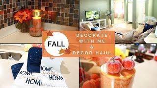 2018 Decor Haul & Decorate With Me   Easy Decor Ideas   Leann DuBois