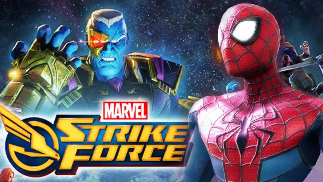MARVEL Strike Force apk android, pc et ios