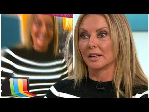 Good Morning Britain shocks viewers as cameraman zooms in on Carol Vorderman's CHEST