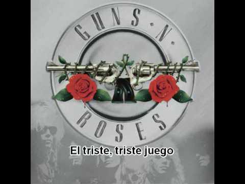 Guns N Roses - Look At Your Game Girl (Subtitulos En Español)