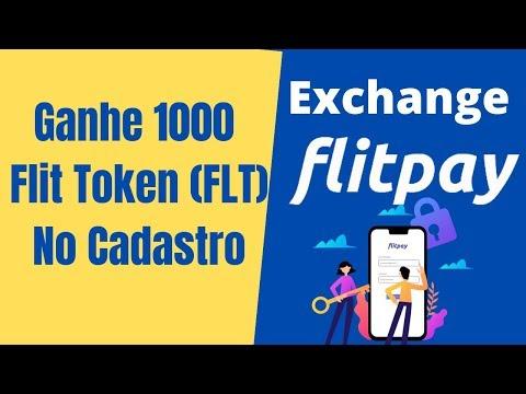 FlitPay Exchange Ganhe