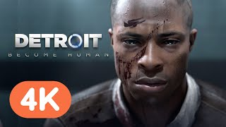 Detroit: Become Human - Official PC Release Date Trailer (4K)
