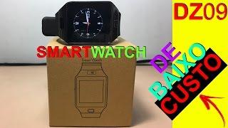 SMARTWATCH DZ09 - Análise e opinião em Português do Relógio Inteligente DZ09