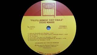 Stevie Wonder - Boogie On Reggae Woman (Tamla Records 1974)