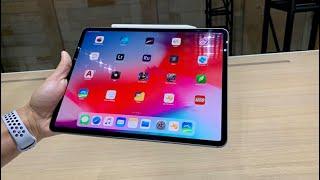 Планшет мощнее 92% ноутбуков! Презентация Apple 2018 октябрь Macbook Air, iPad Pro и Mac Mini