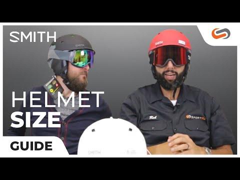 Smith Helmet Size Guide | SportRx.com