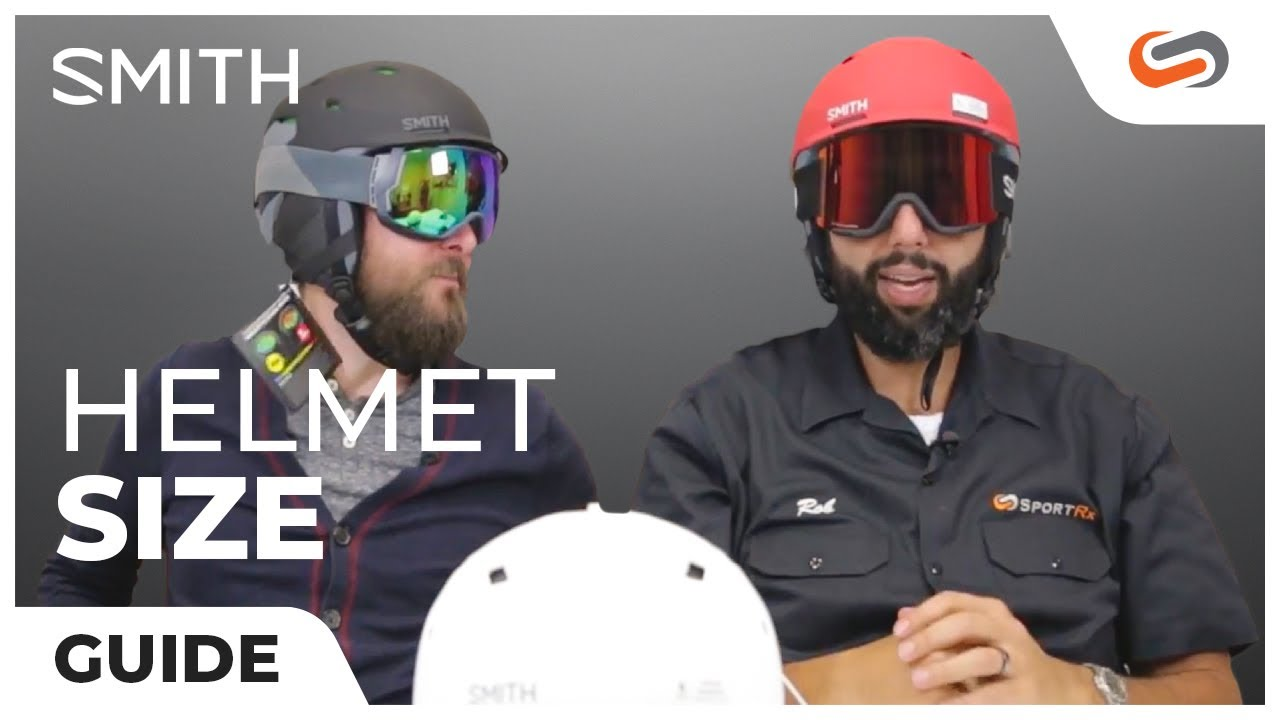Smith Helmet Size Guide Sportrx Com