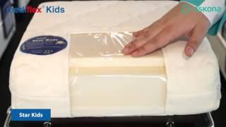 Видео обзор детского матраса Mediflex Star Kids