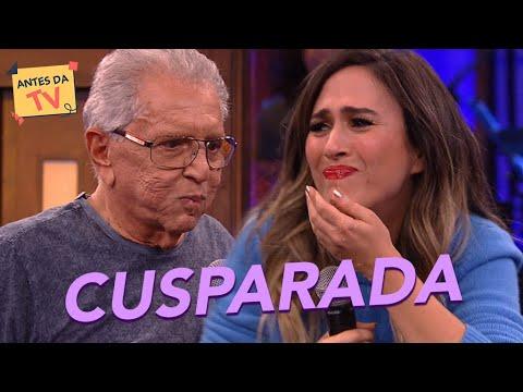 Tatá Werneck e Carlos Alberto fazem uma CUSPARADA! | Lady Night | Nova Temporada | Humor Multishow