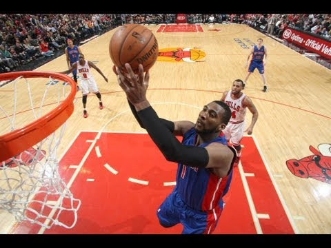 Detroit Pistons Top 10 Plays of the 2013 Season